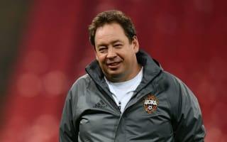 Hull appoint former Russia boss Slutsky