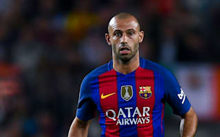 Mascherano to sign Barcelona renewal on Monday