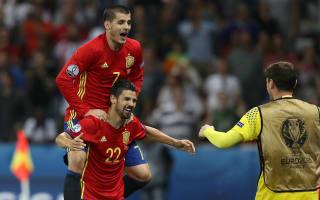 Masterful Morata and Nolito show Spain the way to silence critics
