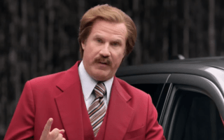 Dodge enlists the help of Ron Burgundy to shift its new Durango