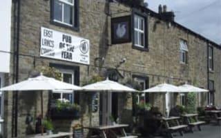 Village pub named best in the UK