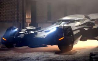 Batman Shows Off His Wheels. Superman Has Nothing