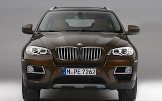 BMW X6 reverts to type: gets a facelift and a tan