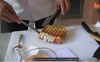 Introducing the world's most expensive sandwich