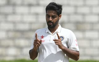 Bhuvneshwar five-for puts India on top