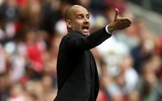 Guardiola: Manchester City struggled with Arsenal's long balls