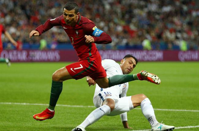 Bravo the shootout hero as Sanchez, Ronaldo scrap fails to inspire