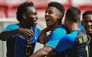 Rio 2016: Argentina crash out after Honduras draw