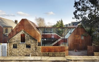 Grand Designs 'derelict garages' house goes on sale for £3.8m