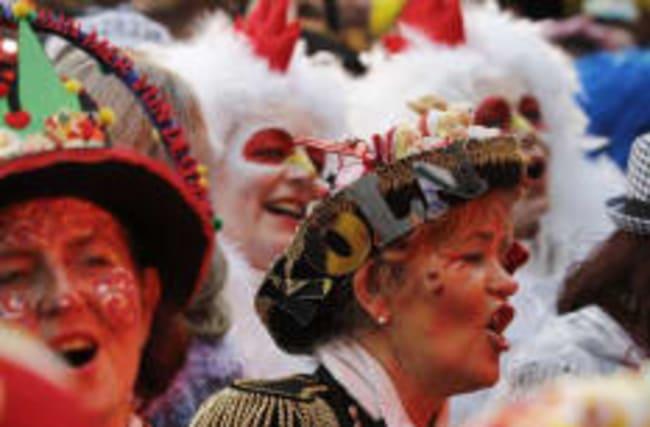 Drama in Warstein: Karnevalist stirbt bei Büttenrede