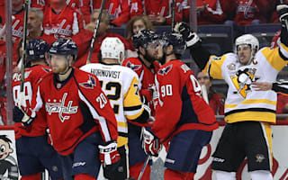 Stanley Cup playoffs three stars: Penguins land first punch on Capitals behind Crosby, Fleury