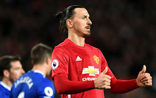 Manchester United 1 Everton 1: Ibrahimovic levels after Shaw's unlikely intervention