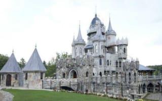$45 million fairytale castle on the market