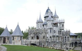 $45 million fairytale castle on the market