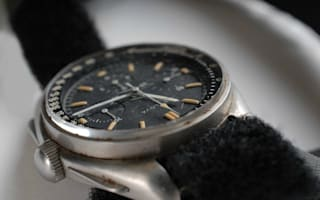 Watch that has been on the moon sells for $1.6 million