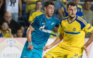 Four goals in 14 minutes: Giuliano inspires stunning Zenit comeback