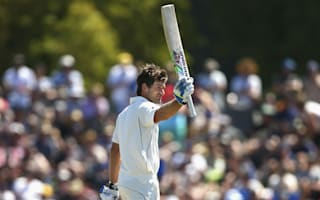 Burns grateful to Warner for first-ball switch