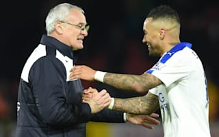 Simpson and Leicester united behind Ranieri in fight for survival