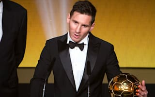 Messi, Modric nominated for Ballon d'Or