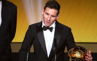 Messi not among best in history - Bilardo