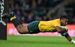 Kerevi at the double as Australia seal second in unconvincing fashion