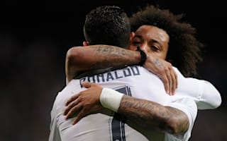 Marcelo: Ronaldo is number one, no doubt