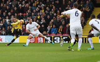 Watford 2 Leicester City 1: Capoue, Pereyra strike early to down Foxes