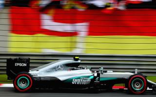 Dominant Rosberg continues winning streak in China
