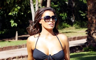 Towie's Jessica Wright shows off in racy swimsuit on holiday in Marrakech