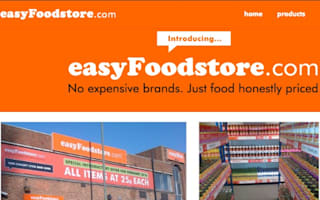 Easyfoodstore: cut price food from easyJet founder