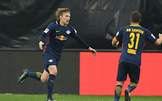 Borussia Monchengladbach 1 RB Leipzig 2: Forsberg and Werner reignite title bid