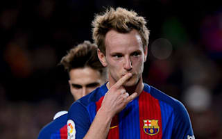 I would throw myself off a bridge for Luis Enrique - Rakitic dismisses Barca rift rumours