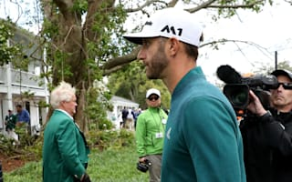 Masters social round-up: Johnson's dramatic withdrawal, Hoffman charges ahead