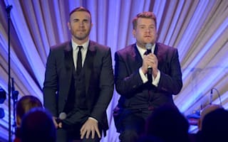 Take That in 'brilliantly funny' Carpool Karaoke sketch for Comic Relief