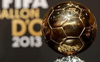 Ballon d'Or: Future Contenders