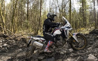 Host of car and motorcycle exhibitors at this weekend's Adventure Travel Show
