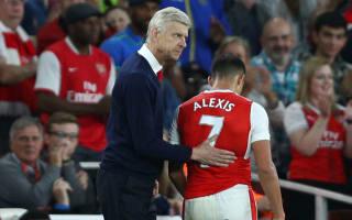 Sanchez defends Wenger but unsure over future