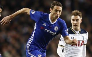 Facing Tottenham is Chelsea's toughest fixture, says Matic
