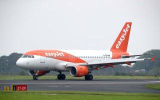 Passengers forced off Easyjet flight after plane gets stuck