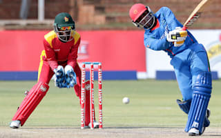 Afghanistan survive last-gasp Zimbabwe fightback for victory