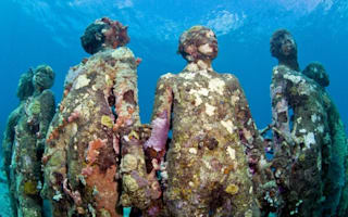 Canary Islands to host Europe's first underwater museum?