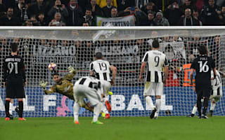 Allegri: Officials well placed for penalty decision