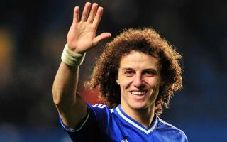 David Luiz targets Premier League glory