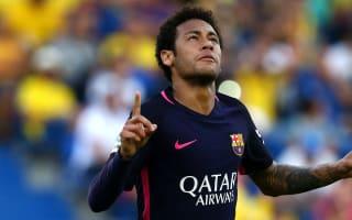 Neymar: This is my best Barcelona season
