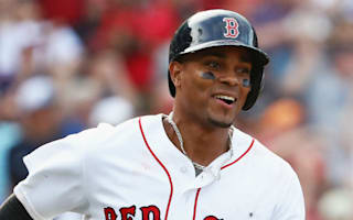 Red Sox renew Betts' contract for near-record amount