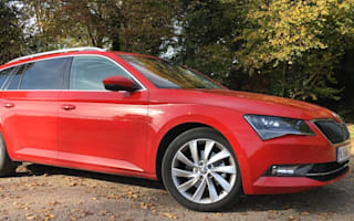 Living with a Skoda Superb: Second report