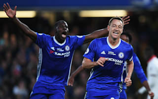 Chelsea 4 Watford 3: Terry on target as champions march on