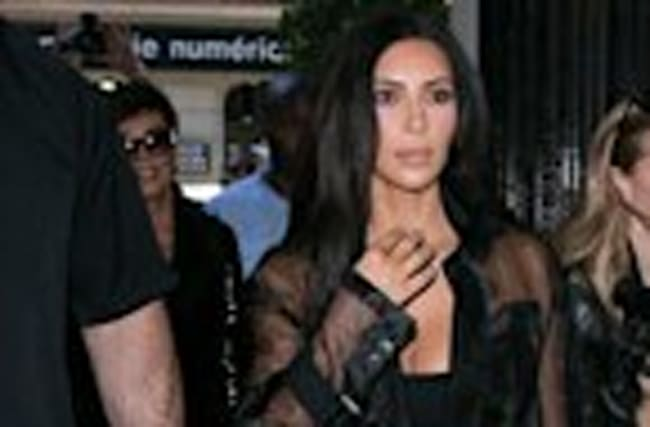 Kim Kardashian Files Complaint With French Authorities After Attempted Ambush