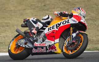 Pedrosa on pole as Vinales and Rossi lead Yamaha struggle