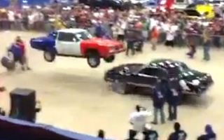 """The sport of """"battling lowriders"""" is insane and hilarious"""